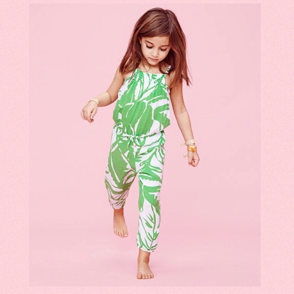 0ffc58d784e Lilly Pulitzer for Target Other - Lilly Pulitzer for Target Toddler jumpsuit